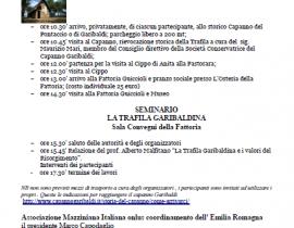 Conoscere i luoghi della trafila Garibaldina Ravennate